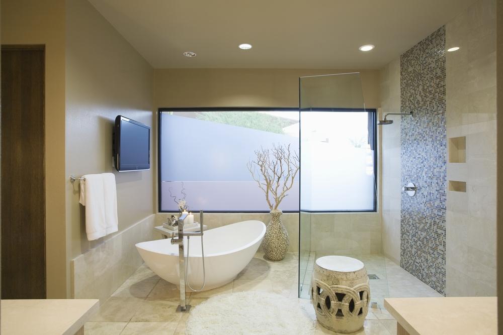 clean shower screen